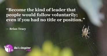 Being An Influential Figure Is Trait Of A True Leader As Title Or Position Does Not Work When Respect Drops