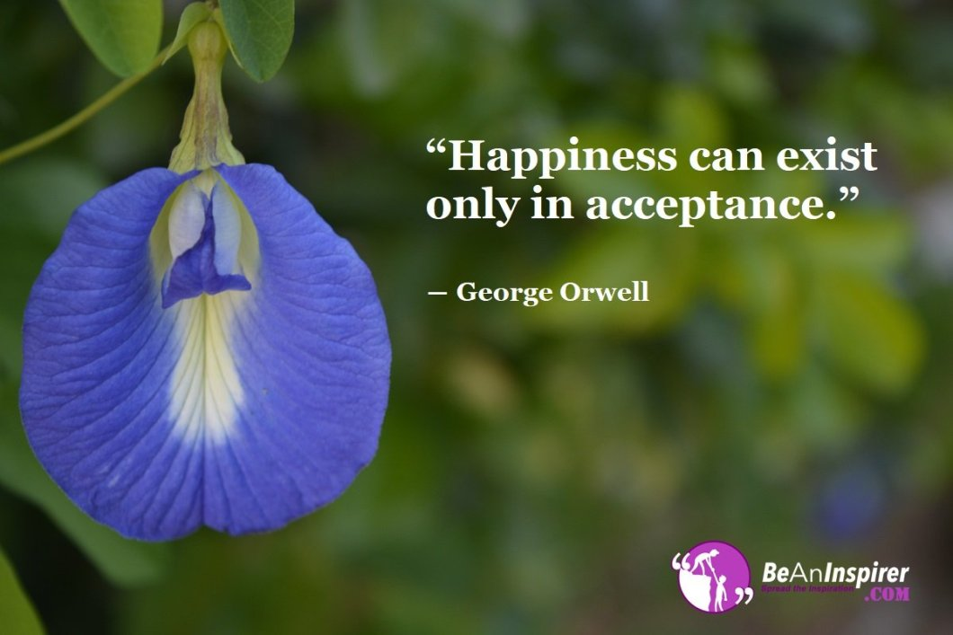 Happiness-can-exist-only-in-acceptance-George-Orwell-Happiness-Quotes-Be-An-Inspirer