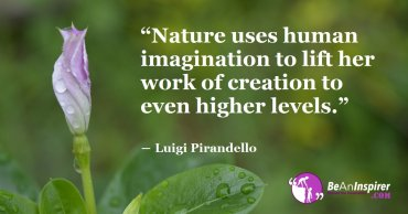 Human Imagination Is The Most Powerful Gift From God Which Uplifts The God-Made Creation