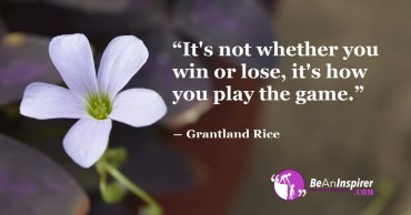 Sports Quotes | BeAnInspirer