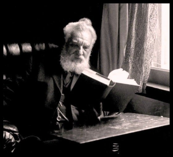 The Father of Telephone - Alexander Graham Bell