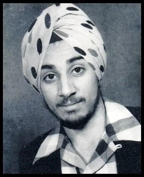 H.P.S. Ahluwalia - Early Life
