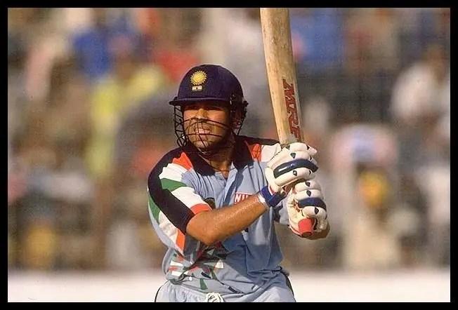 Sachin Tendulkar - Best Years in Cricket