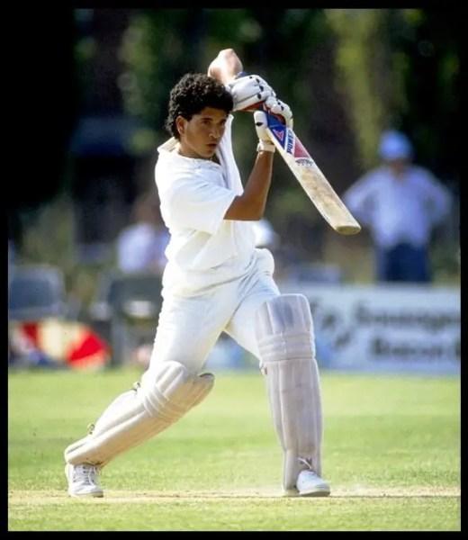 Sachin Tendulkar - Early Domestic Career