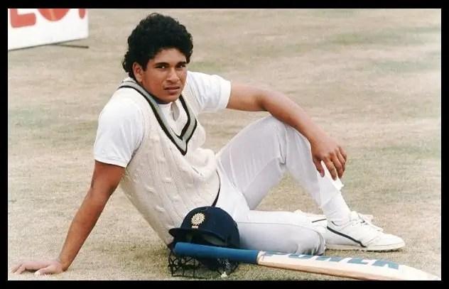 Sachin Tendulkar - Early International Career