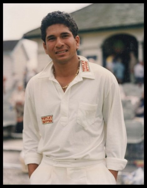 Sachin Tendulkar - Yorkshire County Cricket