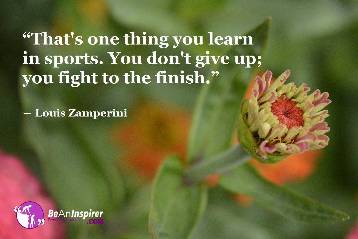 How To Never Give Up in Sports? Importance of Determination?