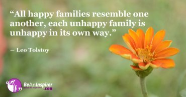 Is Happy Family A Myth? What Makes A Family Happy?