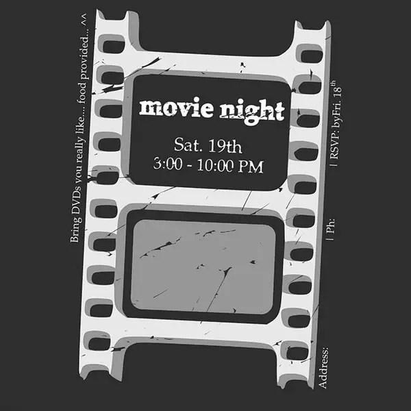 Top 6 Enjoyable Fun Family Activities - 6. Movie Night