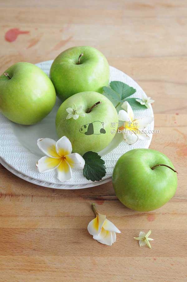 青蘋果果膠【純天然果膠、果醬必備】Apple Jelly
