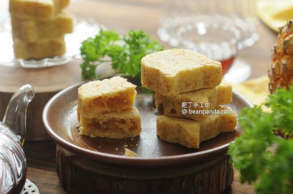 桂花胚芽鳳梨酥【香酥餡軟】Pineapple Cake