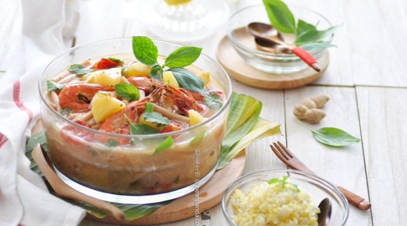 越南鮮蝦滾酸湯【海鮮版 / 清新開胃】Vietnamese Hot Sour Soup