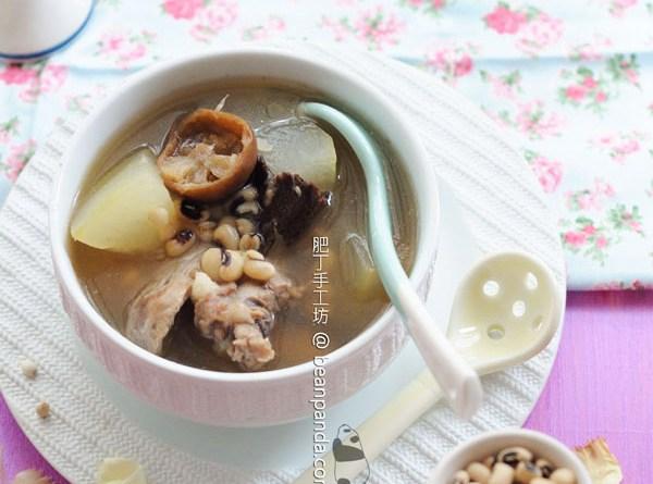 鹹檸檬冬瓜鴨湯【醒胃消滯】Salted Lemon Duck Melon Soup