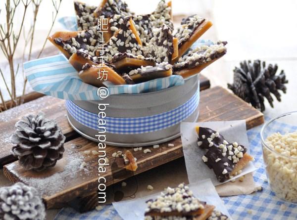 杏仁拖肥糖【香脆不黏牙】Almond Chocolate Toffee
