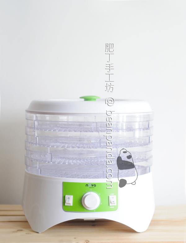 日式梅乾【NOVA 風乾機試用】Umeboshi