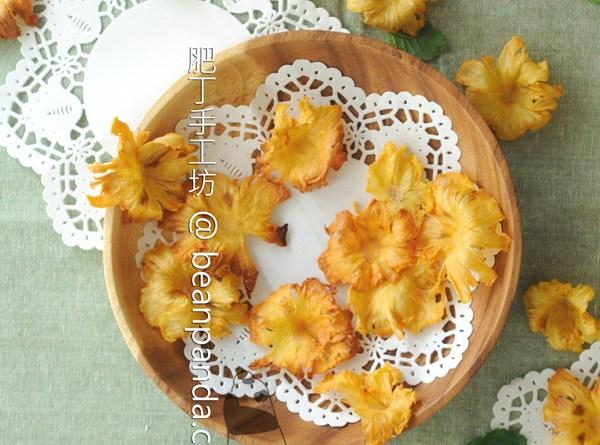 菠蘿乾花【夏日盛放的鳳梨花】Dried Pineapple