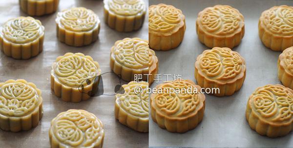 廣式白蓮蓉月餅【傳統中秋】Traditional Mooncakes