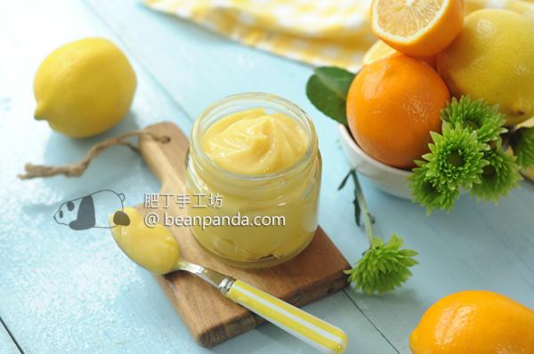 檸檬蛋黃醬【夏日氣息】Homemade Lemon Curd