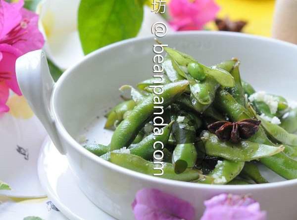 涼拌毛豆【下酒小菜】Edamame Salad