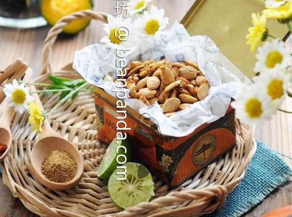 香烤南瓜籽【營養小吃】Roasted Pumpkin Seeds
