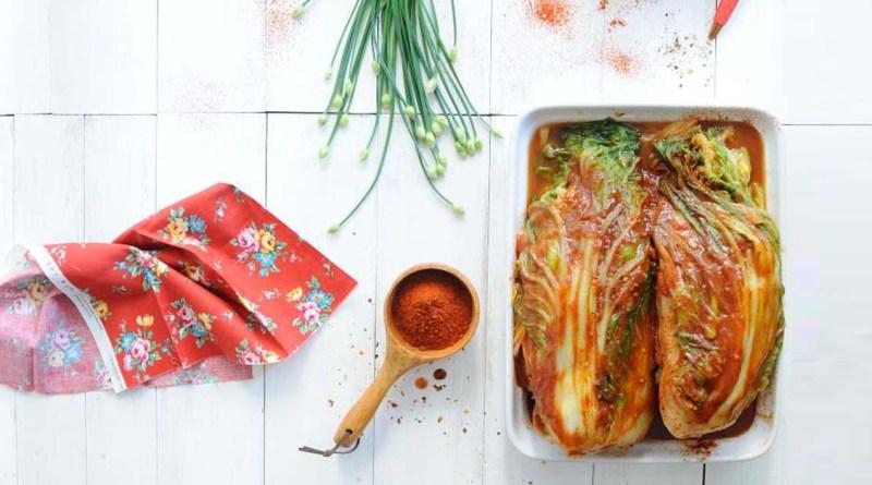 自製韓國泡菜【酸甜辣脆】Homemade Kimchi
