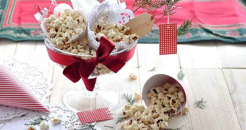焦糖爆米花/素食焦糖醬【一次成功】Stovetop Caramel Popcorn Recipe
