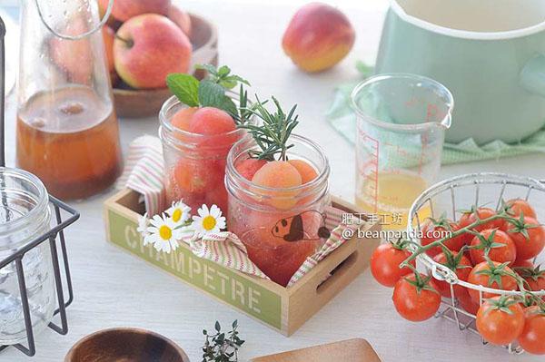 醋漬小番茄【涼伴小清新】Pickled Tomato