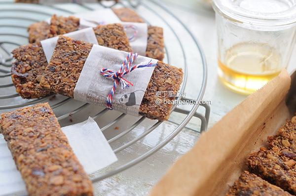 穀物堅果能量棒【健康小零食】Amaranth, Chia, Nuts & Granolar Bars