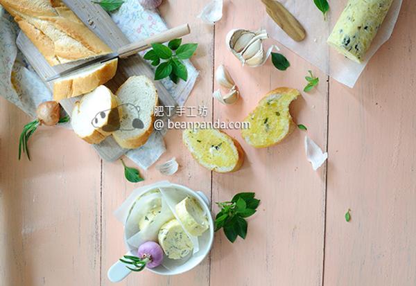 香蒜奶油【元氣滿滿】Homemade Garlic Butter