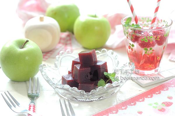法式水果軟糖【不使用果膠粉】Pâtes de Fruits (No Pectin)