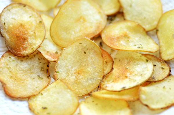 薯片少油免炸【不微波不烤箱不上火】手工洋芋片 Homemade Baked Potato Chips No Fried ! No Oven ! Minimum Oil