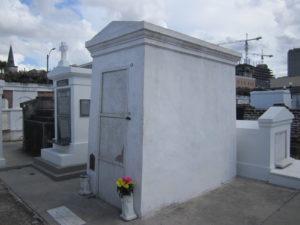 Tomb of Maria Laveau