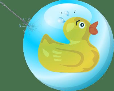 Bursting the Bubble Myth