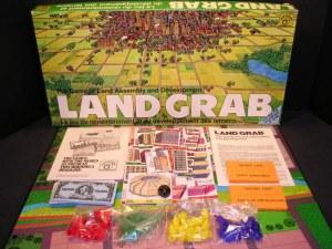 land grab game