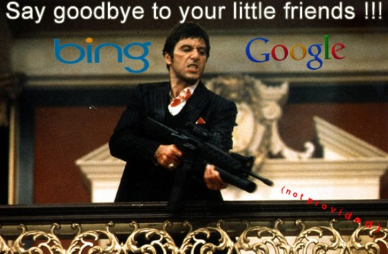 Bing joins Google in switch to secure resulting in loss of keyword data for SEO's.