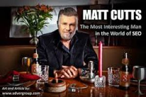 Most Interesting Man in the World Matt Cutts
