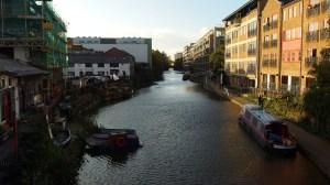 Haggerston Canal