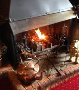 Open fire, Carl Wilhelm Scheele, Radiant heat, infra red, convection