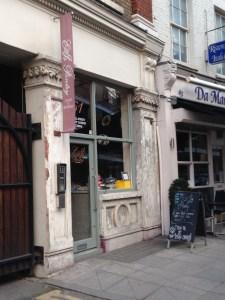 E&J's Pantry on Endell St