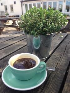 Americano, Caravan coffee, Skylark, Wandsworth