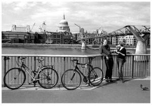 wobbly bridge, Millennium Bridge