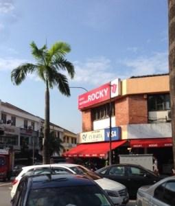 Rocky, Bangsar, KL, Malaysia, koptiam