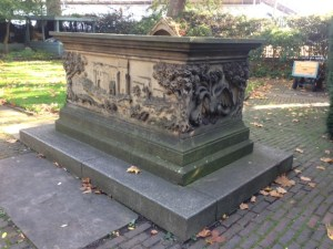 Tomb of the Tradescants