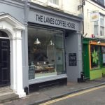 The Lanes Coffee House Brighton, Coffee Brighton