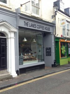 The Lanes Coffee House Brighton, Coffee Brighton