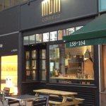 Muni Coffee, near Chelsea and Westminster hospital