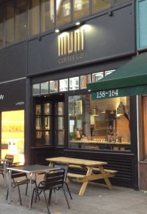 Muni Coffee, near Chelsea and Westminster hospital