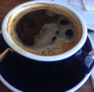 coffee at EOC Streatham