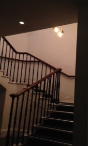 staircase, Old Vic