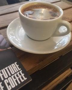 coffee and Caffeine at Sharps